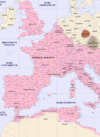 IMPERIVM ROMANVM - L'Empire romain en l'an 100